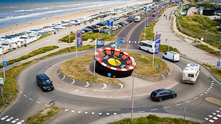 Hollan Casino haakt in op Formule 1 Zandvoort