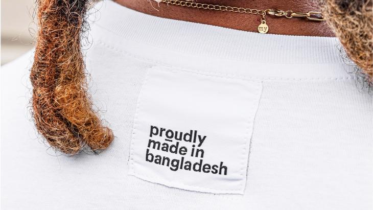 Kledingmerk Goat Organic strijdt tegenlage productie-standaarden in de textiel-industrie