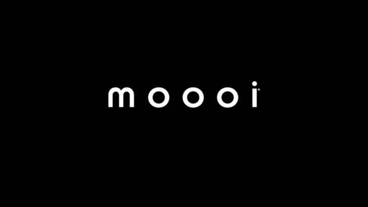 Logo van moooi
