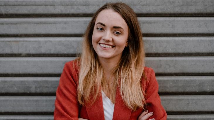 Ann-Kristin Danz, content creator bij Macaw