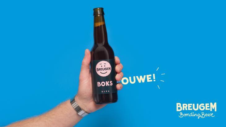 'Gerenoveerd' Breugem Bier daagt publiek uit tot verbindingen interactie