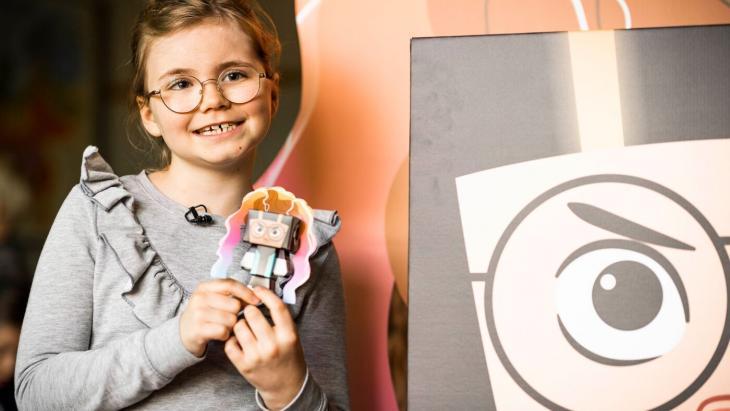 McDonald's tovert kinderen om tot superhelden