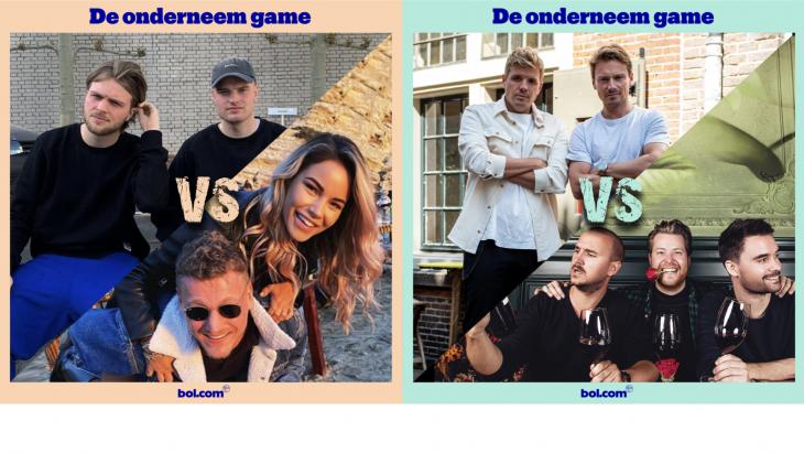 Bol.com en Tonny Media lanceren eerste crossover-podcastcampagne van Nederland