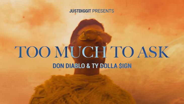 Don Diablo lanceert 'Too much to ask'-videoclipdie aarde helpt vergroenen