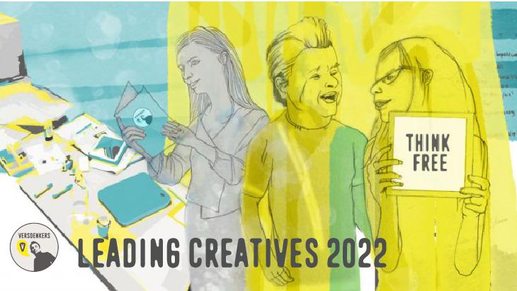 Versdenkers Leading Creatives 2022