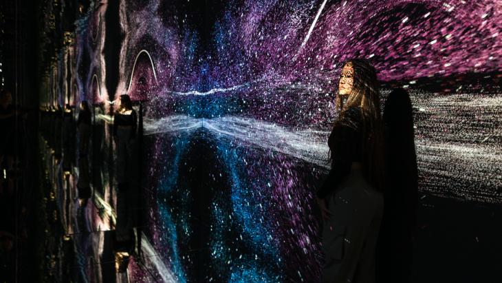 Nxt Museum is media-kunst die verder reikt dan oneindig