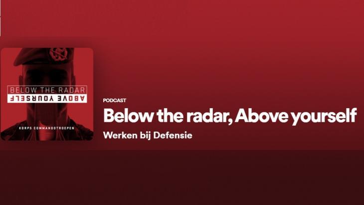 podcast below radar above yourself