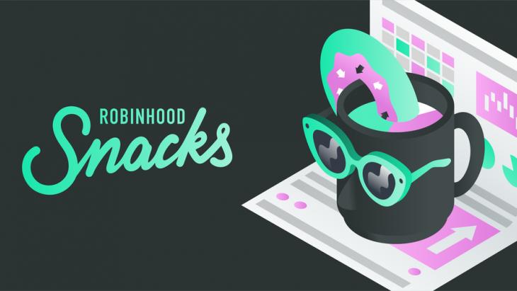 Podcast van de week: Snacks Minute, RobinHood