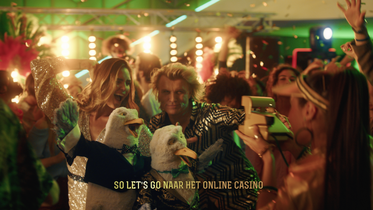 Nieuwe Toto Casino-campagne met Hans Klok en Kim Feenstra moet glamorous Las Vegas-gevoel overbrengen op de potentiële online-spelers.
