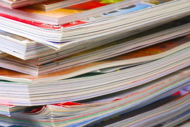tijdschriften, magazines