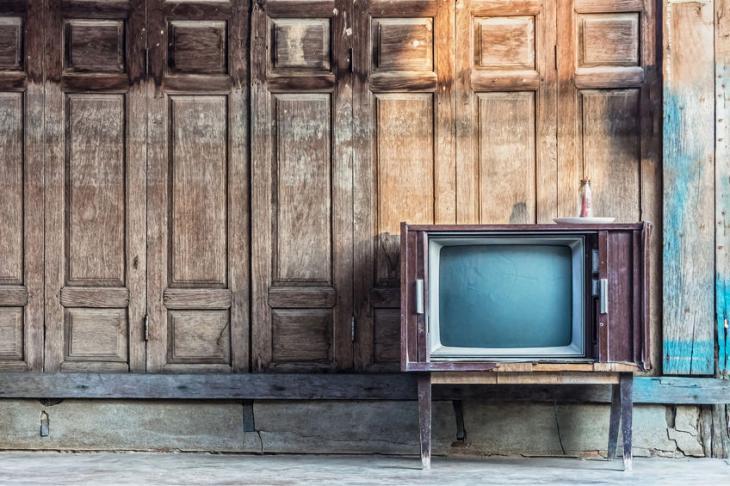 tv, televisie