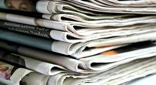 dagbladen